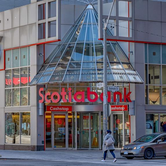 Scotiabank Momentum Visa Infinite