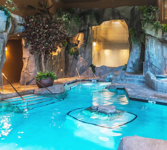 Tigh-Na-Mara Grotto Spa