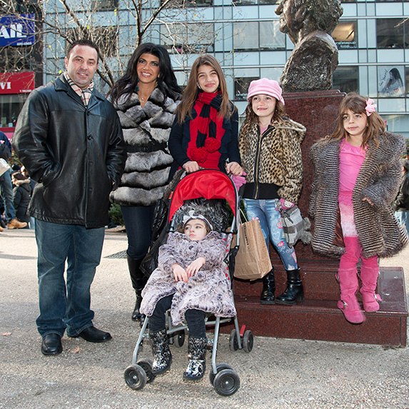 The Guidice family in New York