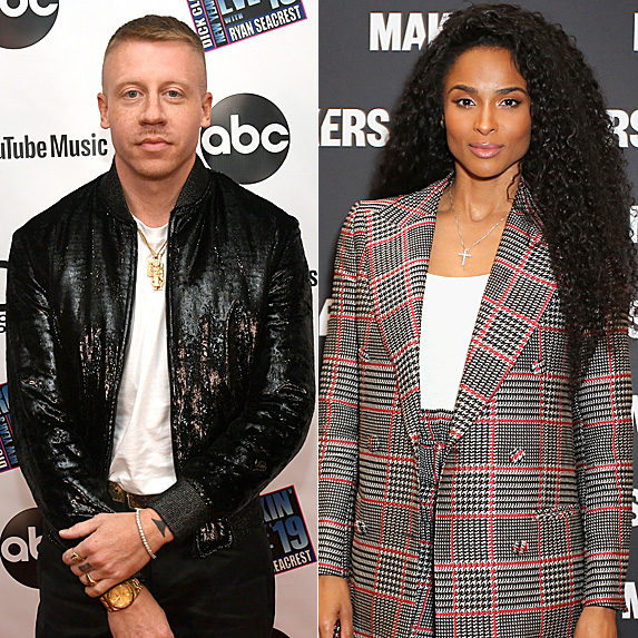 Macklemore and Ciara