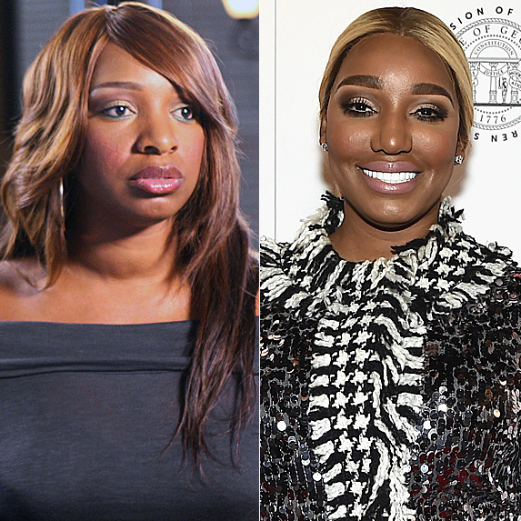 NeNe Leakes in 2008; and in 2019