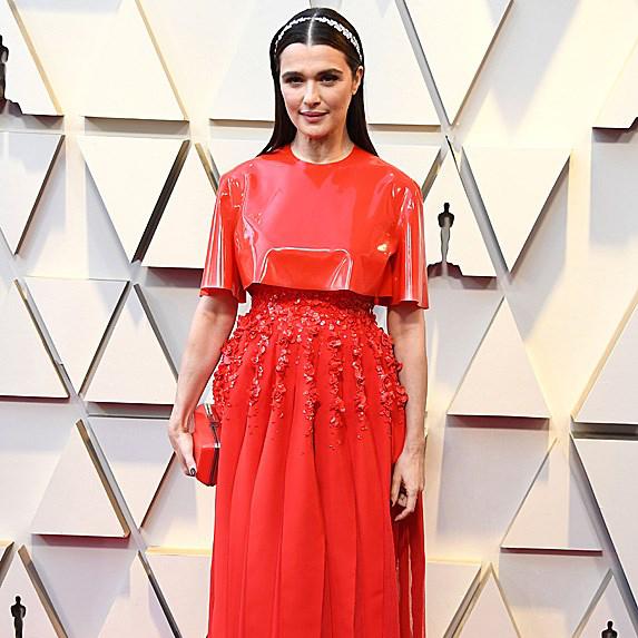 Rachel Weisz on the red carpet