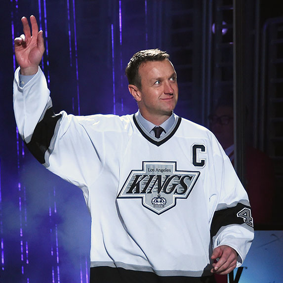5. Rob Blake (estimated net worth: $60 million)