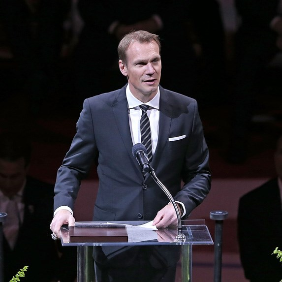 5. Nicklas Lidström (estimated net worth: $60 million)