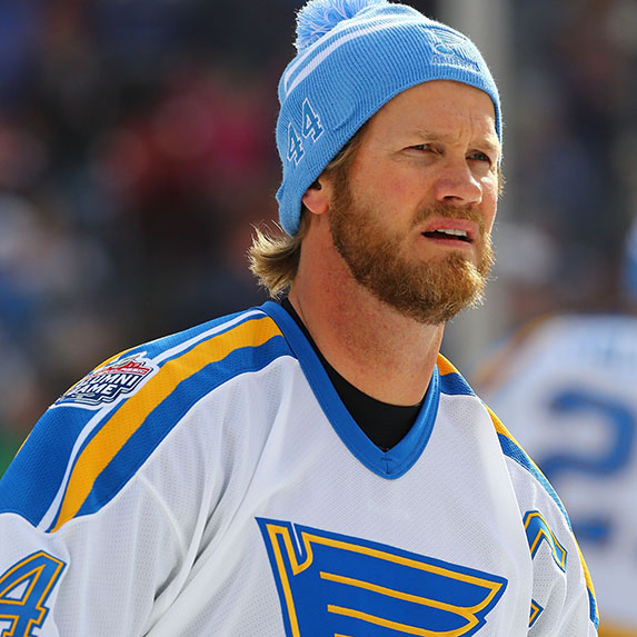 4. Chris Pronger (estimated net worth: $65 million)