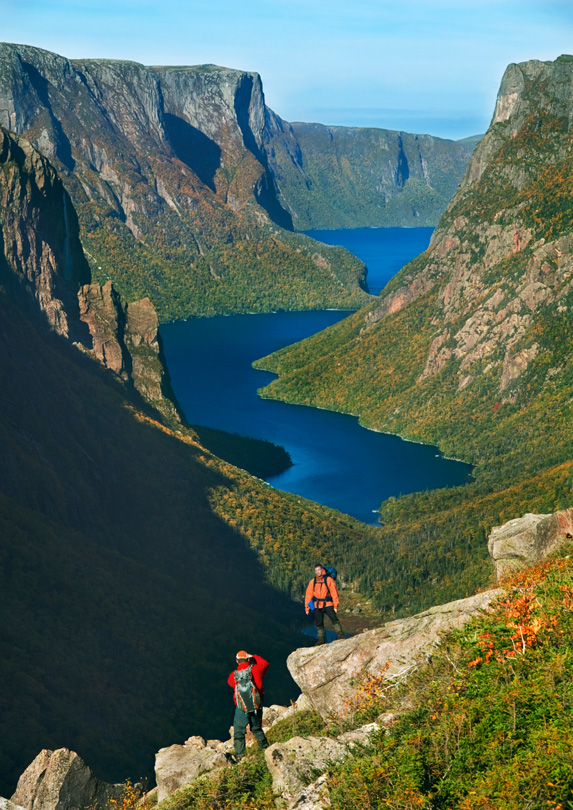 Gros Morne National Park, Newfoundland and Labrador
