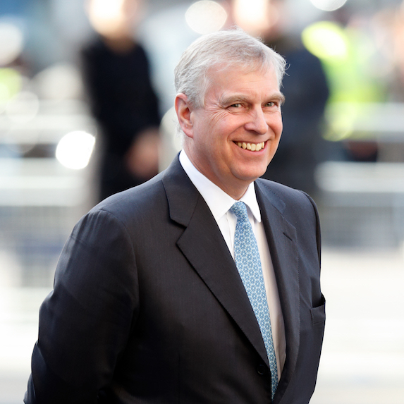 Prince Andrew and the 'Sex Slave'