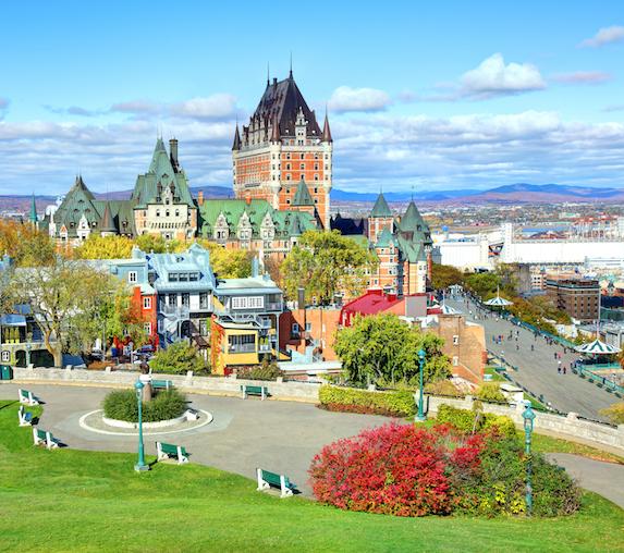 Views of Quebec City