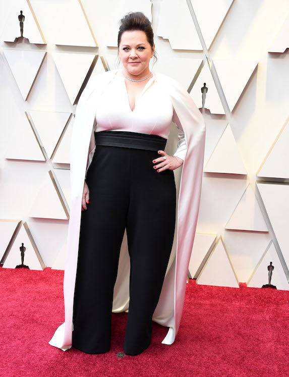 Melissa McCarthy at the 2019 Academy Awards