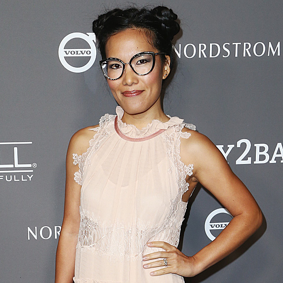 Ali Wong talks frankly about being a mom