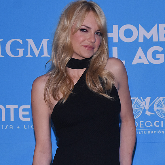 Anna Faris talking about being a mom