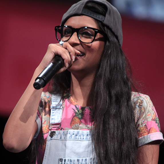 Lilly Singh YouTube Millionaire
