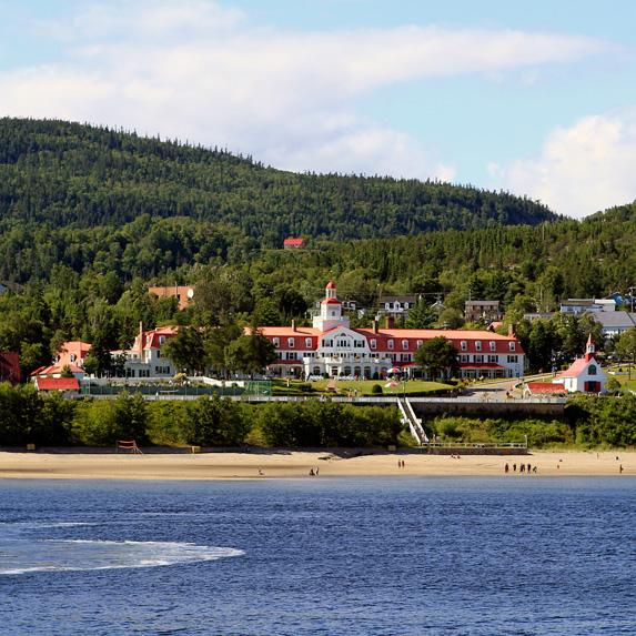 Hotel Tadoussac, Tadoussac, Quebec