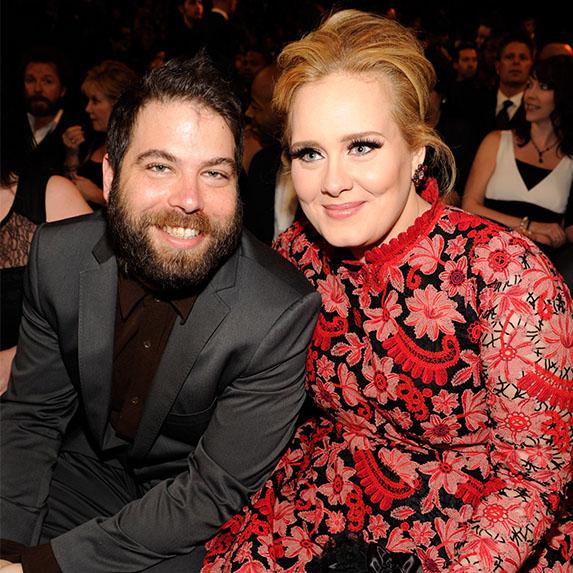 Adele and Simon Konecki break up April 2019