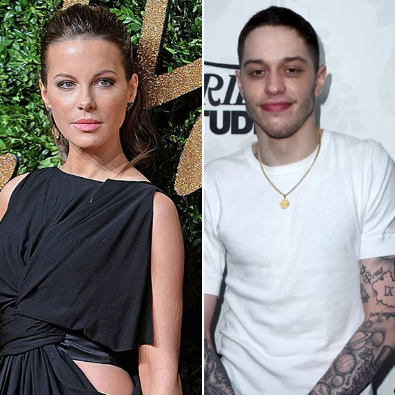 Kate Beckinsale and Pete Davidson slow down their relationship