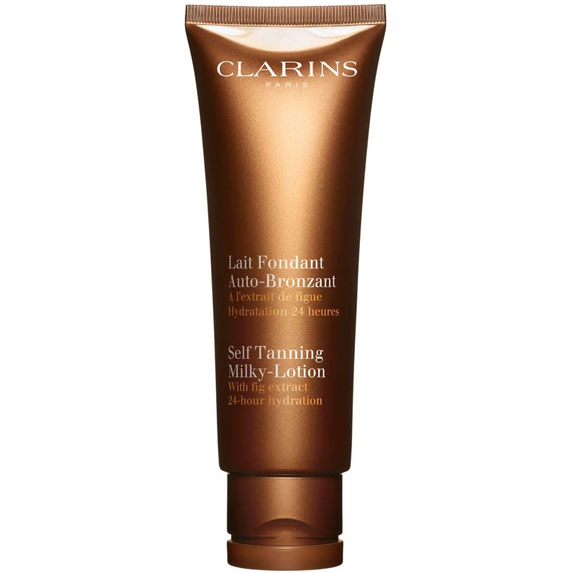 Clarins Self Tanning Milk-Lotion