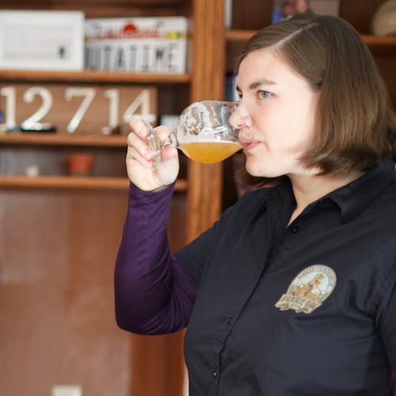 Laura Coles: Co-founder of Prairie Dog Brewing