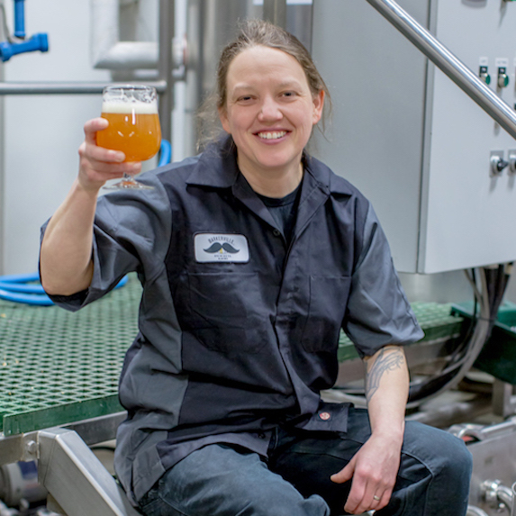 Erin Dale: Head Brewer at Barkerville Brewing Co.