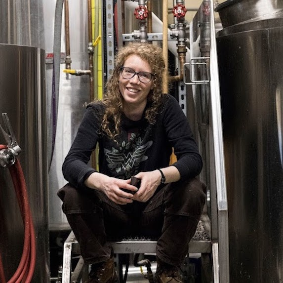 Kelly Costello: BetaBrew Manager and Brew Team at Good Robot Brewing