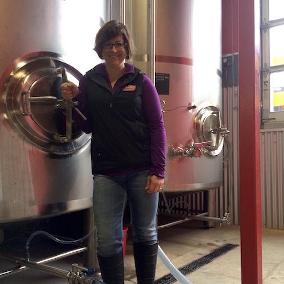 Melanie Eelman: Cider Maker at Annapolis Cider Company