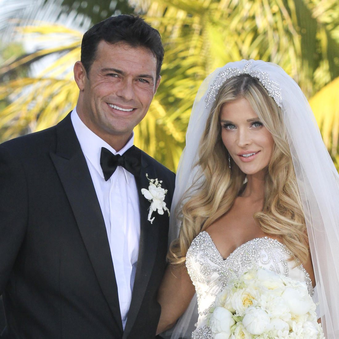 Joanna Krupa's million-dollar princess wedding