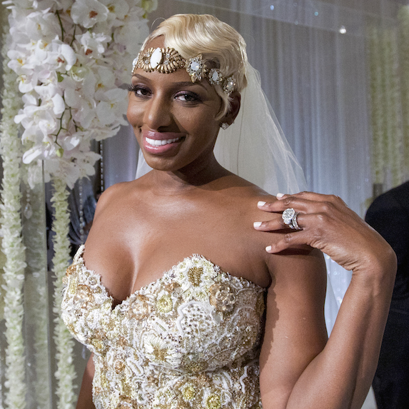 NeNe Leakes ties the knot for a reported $1.8 million