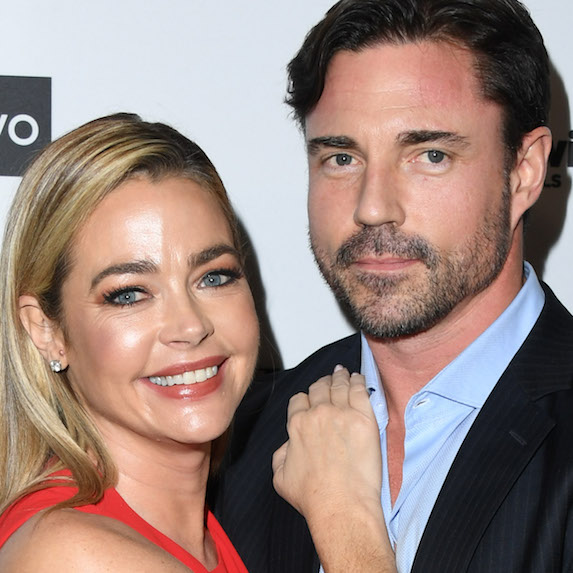 Denise Richards gets intimate