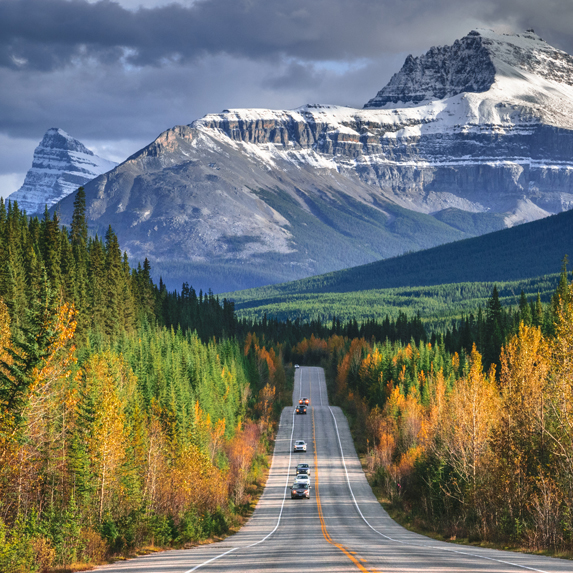 Icefields Parkway, Alberta: $160/day