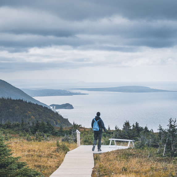 Cape Breton Highlands, Nova Scotia: $120