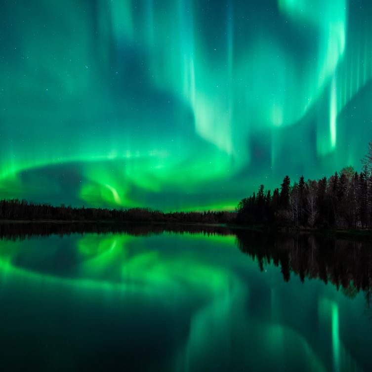 Beaver Hills Dark Sky Preserve, Alberta: $40/day