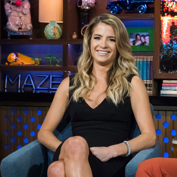 Naomie Olindo on Watch What Happens Live