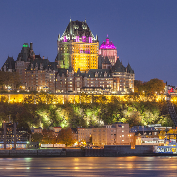 Quebec City, Quebec: $150