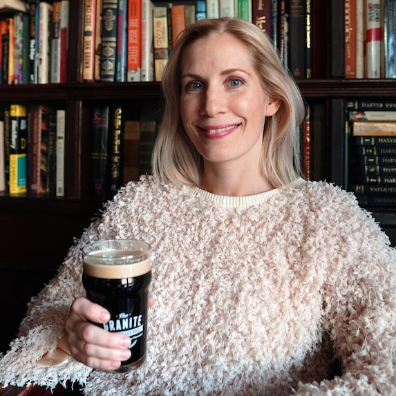 Mary Beth Keefe: Head Brewer at Granite Brewery