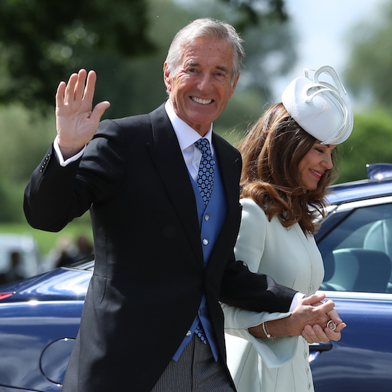 Pippa Middleton's Father-in-Law's Rape Accusations