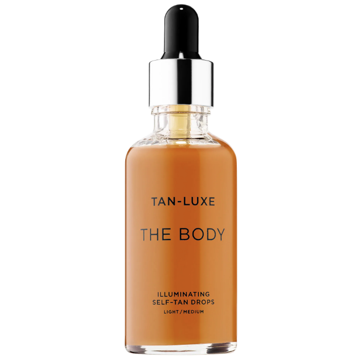 Tan-Luxe The Body Illuminating Self-Tan Drops