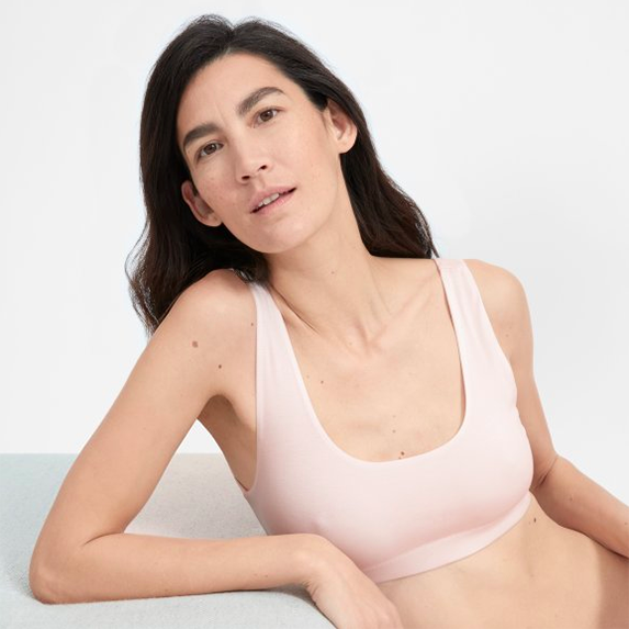 Everlane (transparent about their production)