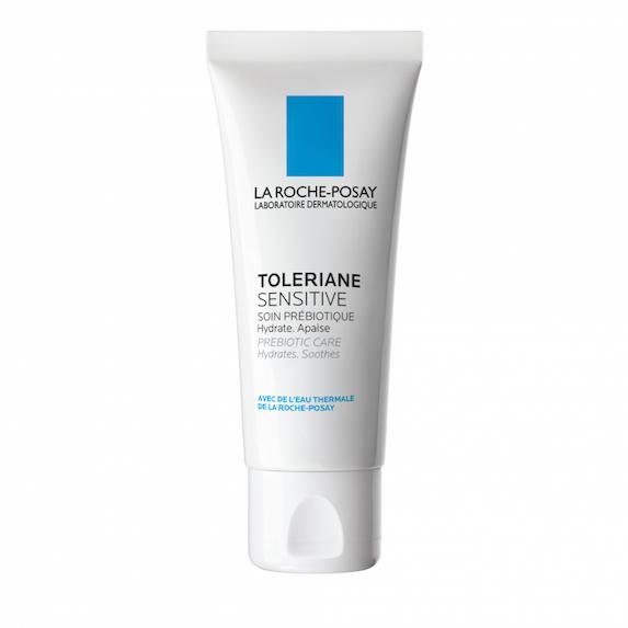 Bottle of skin cream from La Roche-Posay
