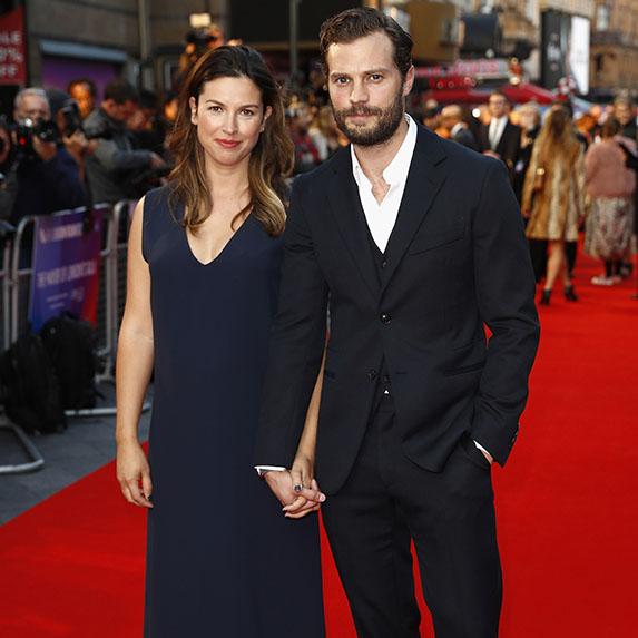Jamie Dornan and Amelia Warner new parents to baby number 5