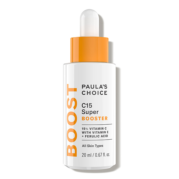 Best vitamin C cream: C15 Super Booster by Paula's Choice