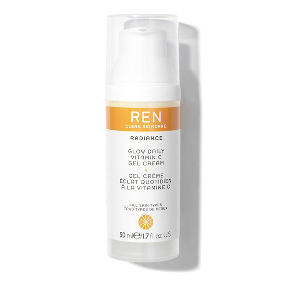 Best vitamin C cream: Glow Daily Vitamin C Gel Cream by Ren