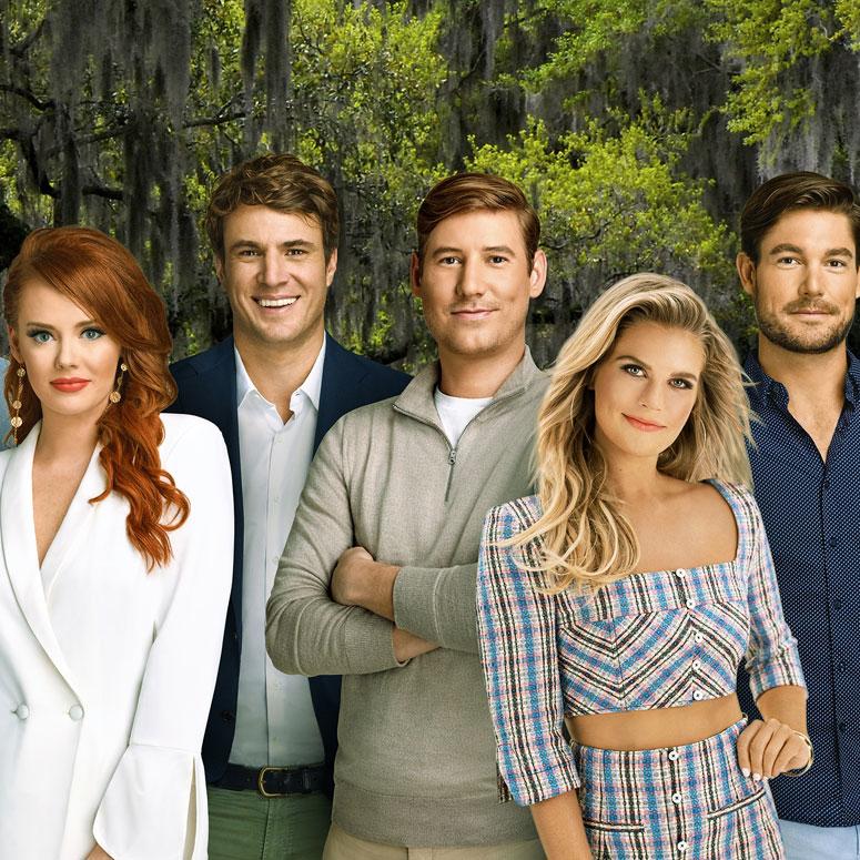 Southern Charm season 7 cast