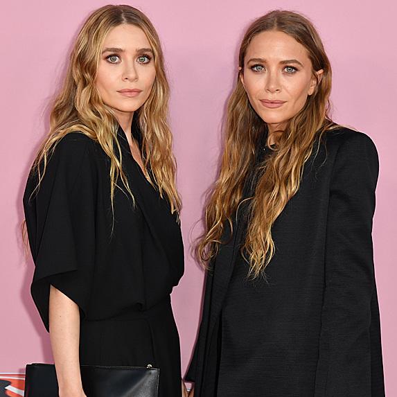 Ashley and Mary Kate Olsen