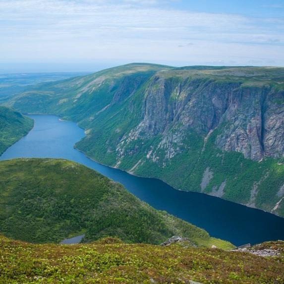 Gros Morne National Park, Newfoundland and Labrador