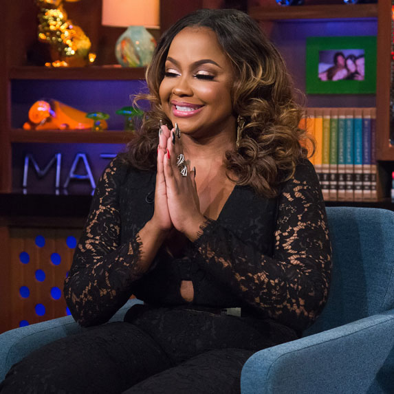 Phaedra Parks on Watch What Happens Live
