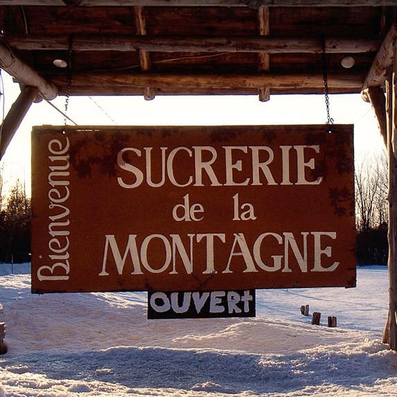 Sucrerie de la Montagne, Quebec
