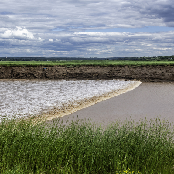 Tidal Bore, Moncton, New Brunswick