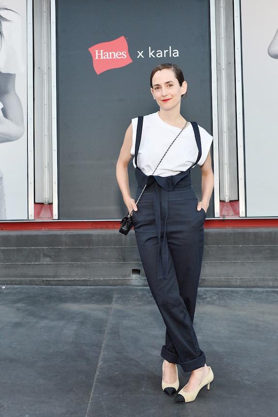 Celebrity stylist Karla Welch