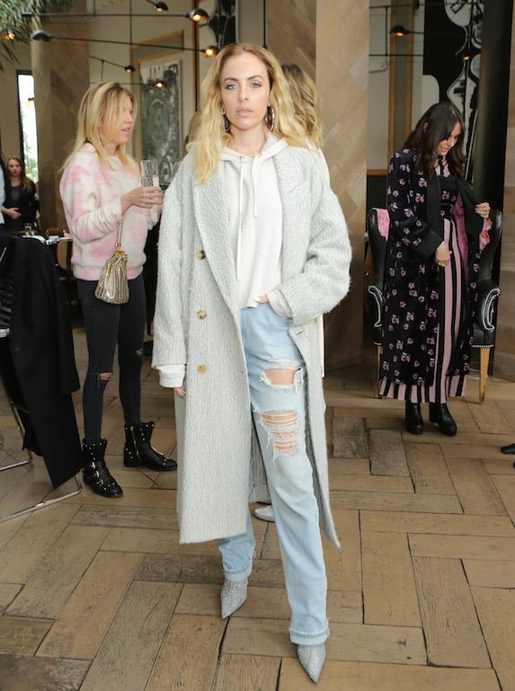 Celebrity stylist Maeve Reilly