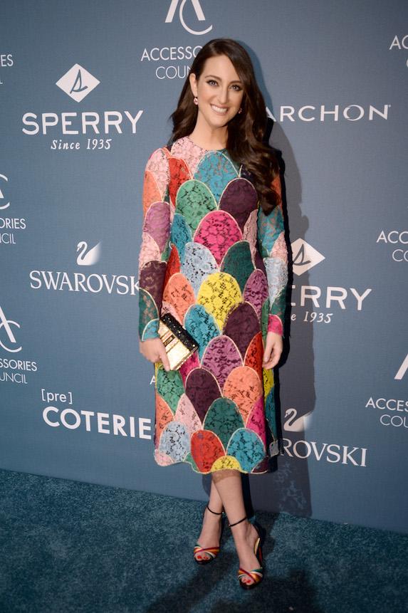 Celebrity stylist Micaela Erlanger