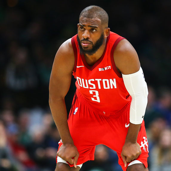 2. Chris Paul annual salary: $38,506,482